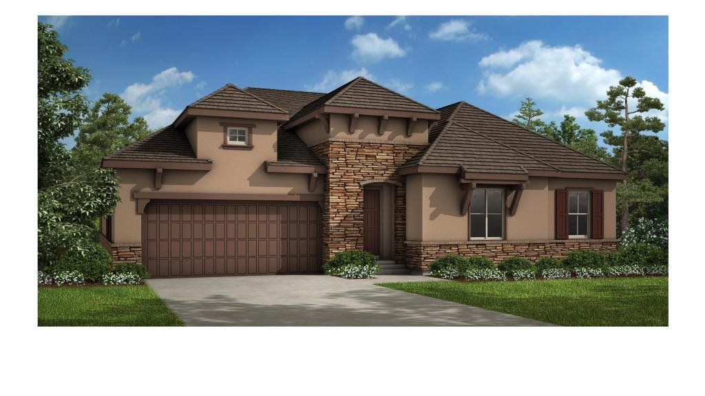 Single Family for Sale at Castle Pines Village - The Breckenridge 6802 Northstar Circle Castle Pines, Colorado 80108 United States