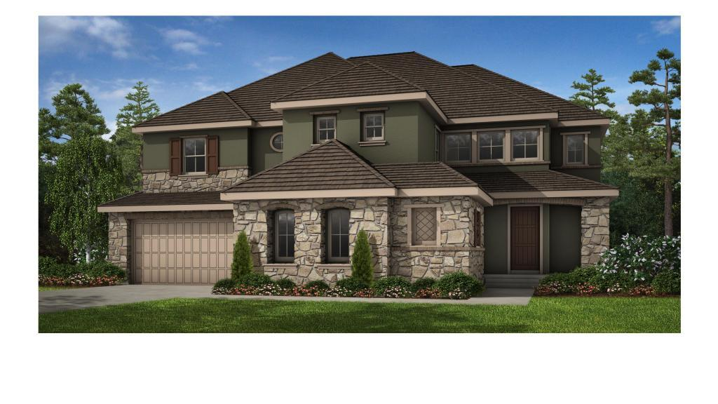 Single Family for Sale at Castle Pines Village - The Keystone 6802 Northstar Circle Castle Pines, Colorado 80108 United States