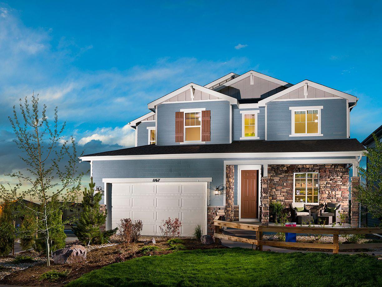 Single Family for Sale at Camarillo 971 Mcmurdo Circle Castle Rock, Colorado 80108 United States