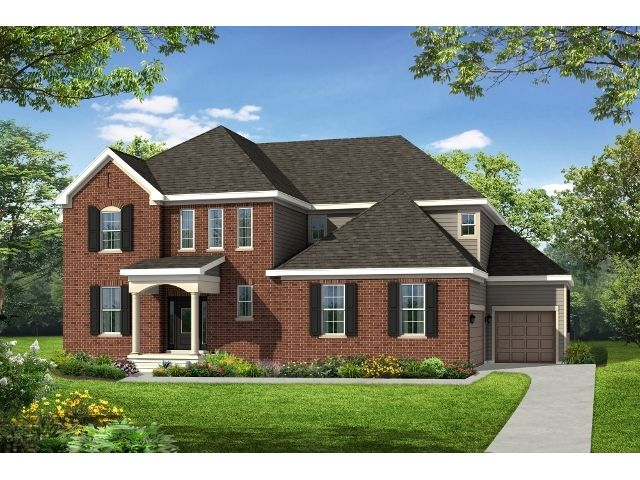 Single Family for Sale at Countryside Meadows - Stockton 172 Cardinal Drive Hawthorn Woods, Illinois 60047 United States