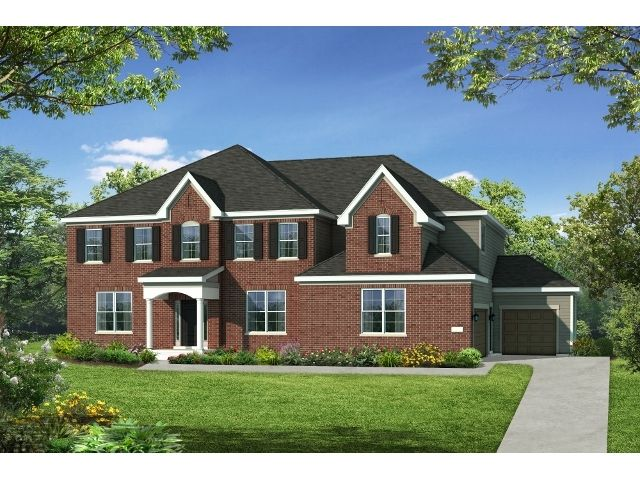 Single Family for Sale at Countryside Meadows - Windsor 172 Cardinal Drive Hawthorn Woods, Illinois 60047 United States