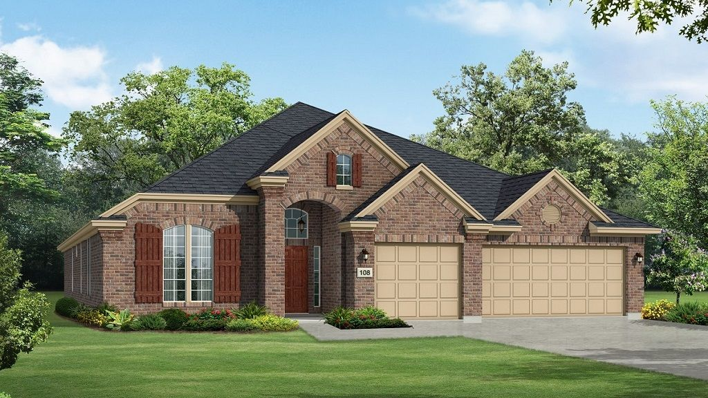 Single Family for Sale at Avalon At Riverstone - 60' Homesites - Emerson 5306 Pipers Creek Court Sugar Land, Texas 77479 United States