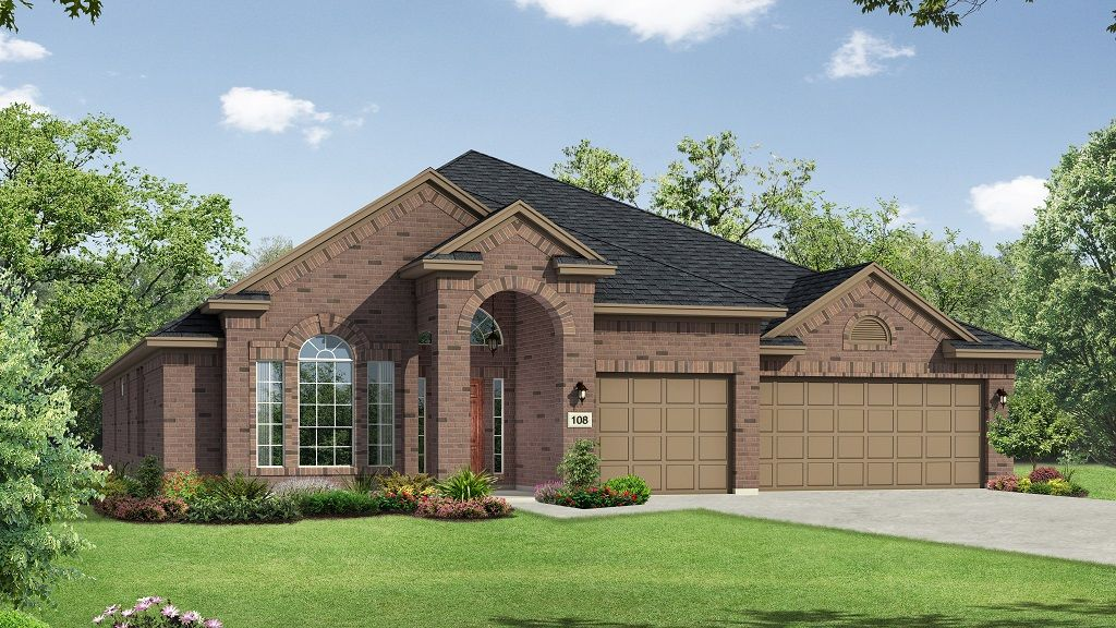 Additional photo for property listing at Avalon At Riverstone - 60' Homesites - Emerson 5306 Pipers Creek Court Sugar Land, Texas 77479 United States