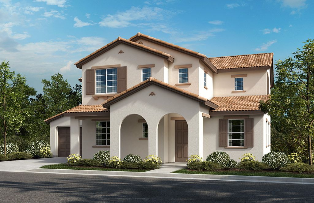 Single Family for Active at Zephyr Ranch In Mountain House - Residence 3 1566 S Dodd Drive Mountain House, California 95391 United States