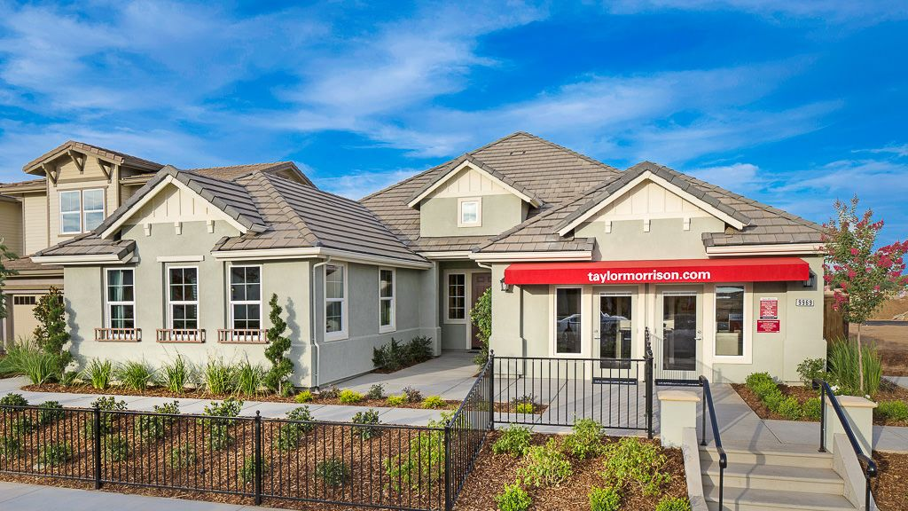 Single Family for Active at Chloe Plan 8633 White Front Way Elk Grove, California 95757 United States