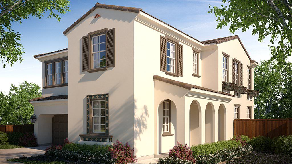 Single Family for Active at Avenue Plan 2 Plan 1819 Chinar Tree Dr Upland, California 91784 United States
