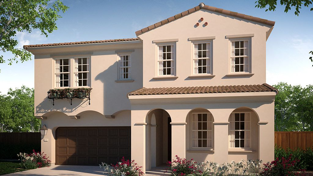 Single Family for Active at Avenue Plan 3 1795 Chinar Tree Dr Upland, California 91784 United States