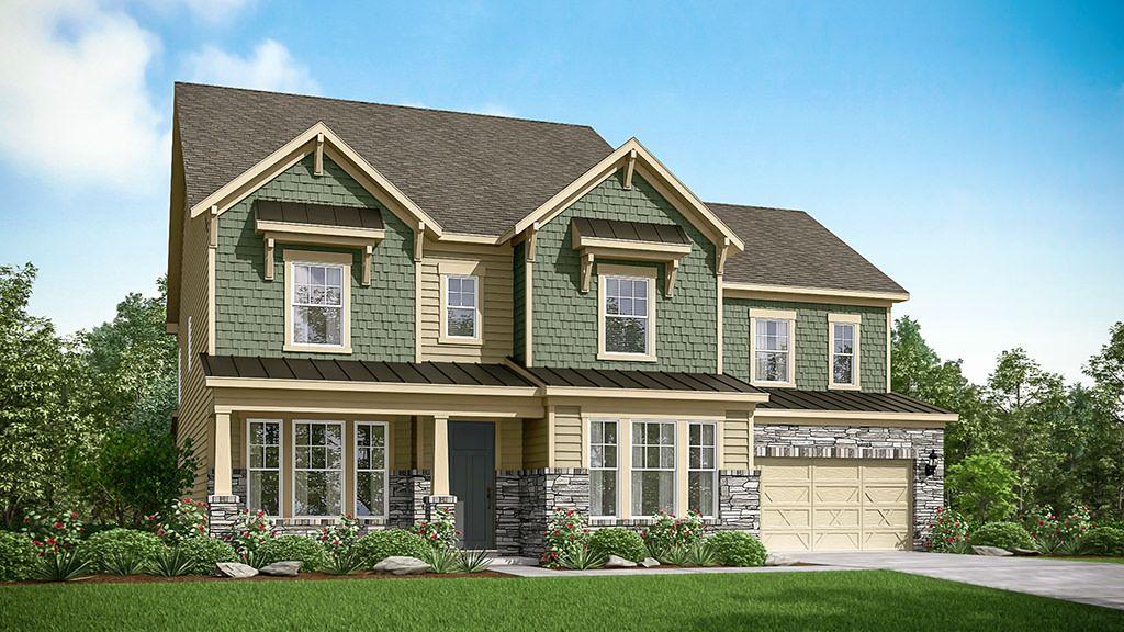 Single Family for Active at Holcomb Woods - Kendyll 10533 Black Locust Lane Harrisburg, North Carolina 28075 United States