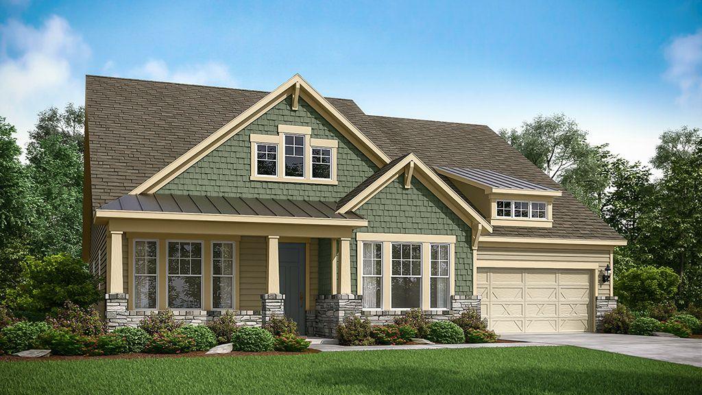 Single Family for Active at Holcomb Woods - Pikewood 10533 Black Locust Lane Harrisburg, North Carolina 28075 United States
