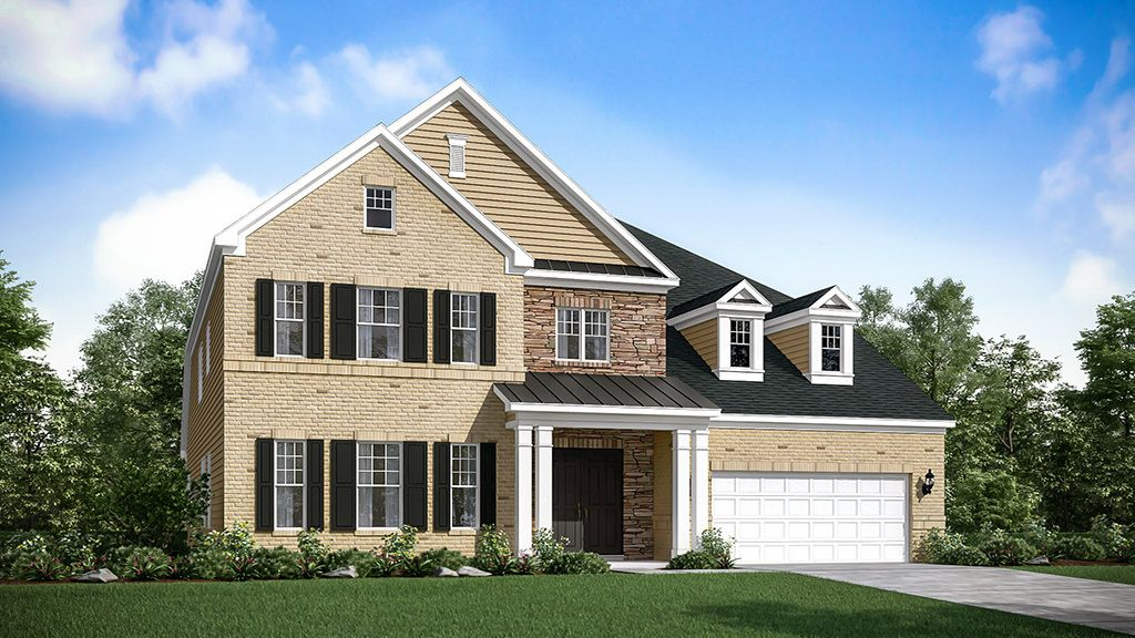 Single Family for Active at Holcomb Woods - Southport 10533 Black Locust Lane Harrisburg, North Carolina 28075 United States