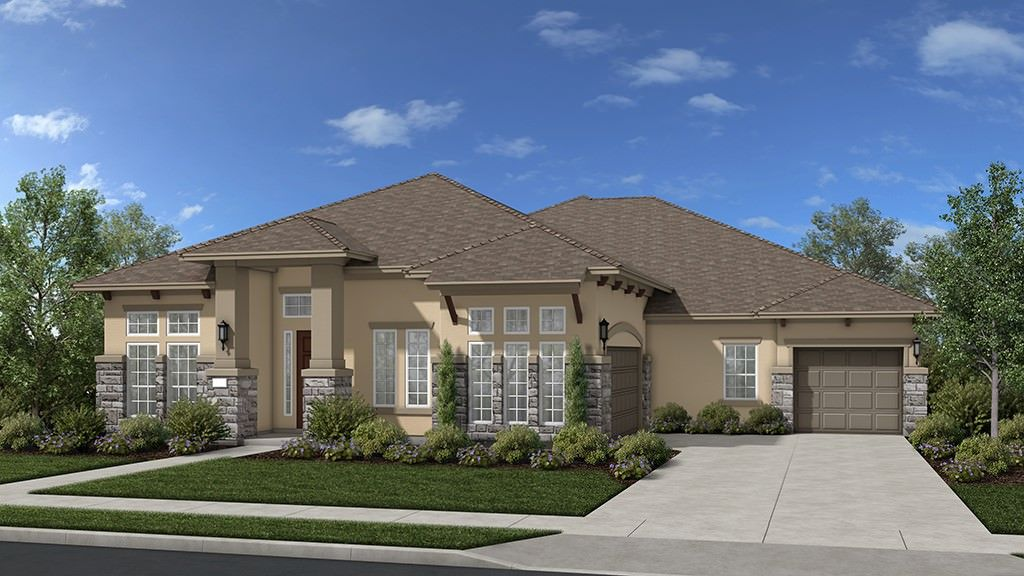 Single Family for Active at Enclave At Rough Hollow - Berkeley By Appointment Only Lakeway, Texas 78734 United States