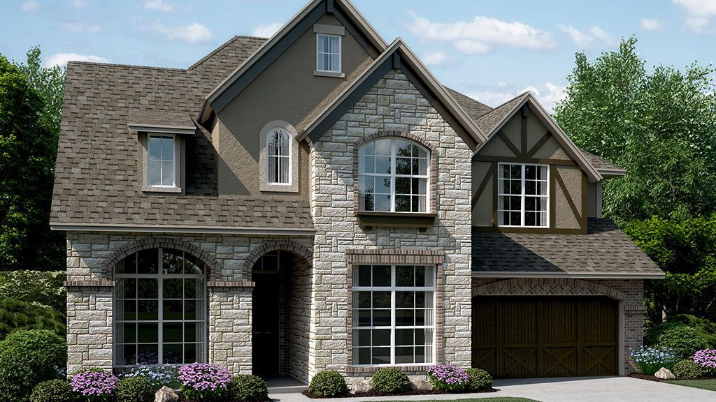 Single Family for Active at The Castlewood Plan 104 Colt Lane Hickory Creek, Texas 75065 United States