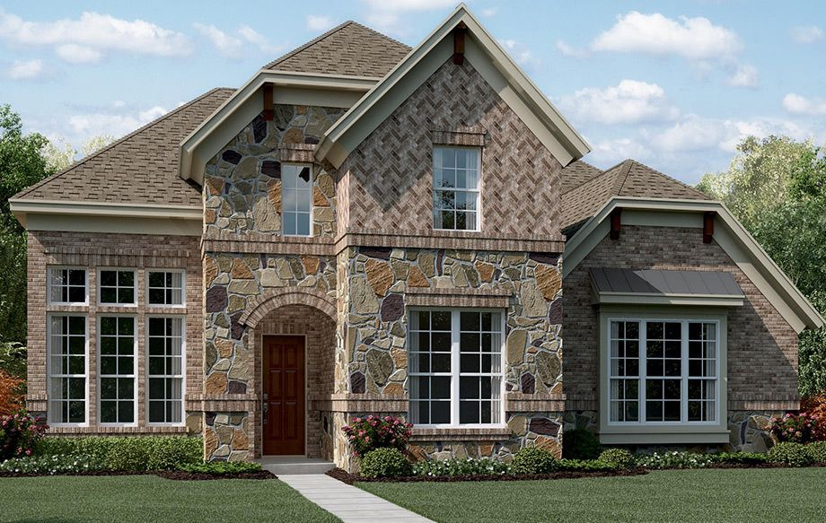 Single Family for Active at Mercer Crossing - Asheville 1791 Bramshaw Trail Farmers Branch, Texas 75234 United States