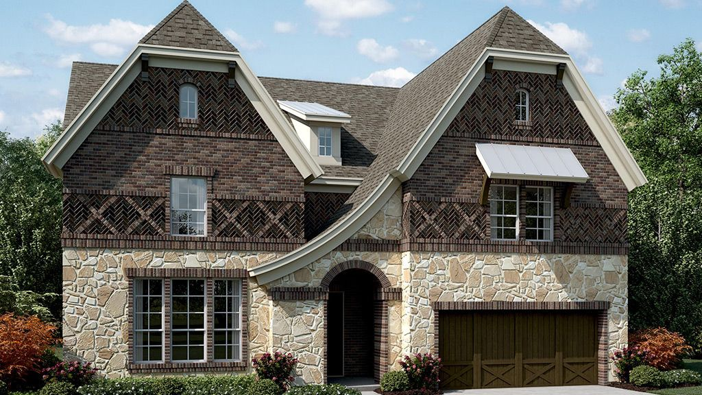 Single Family for Active at Steeplechase - Hawthorne 103 Thoroughbred Drive Hickory Creek, Texas 75065 United States