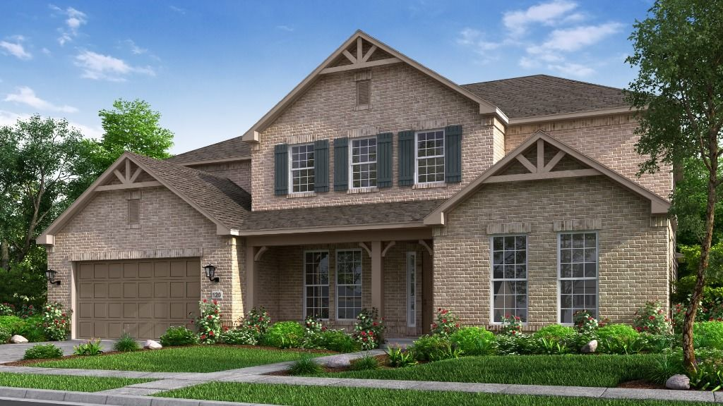 Single Family for Active at Calypso 1508 Indigo Way Haslet, Texas 76052 United States