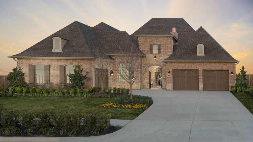 Single Family for Active at Waterford Point At The Tribute - Coventry 7825 Kentmere Drive The Colony, Texas 75056 United States