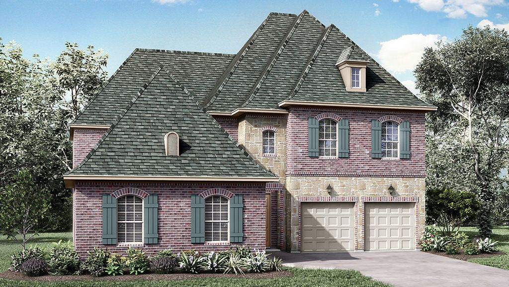 Single Family for Active at The Tribute Tullamore Meadows - 5086 Plan 3005 Marykirk Court The Colony, Texas 75056 United States