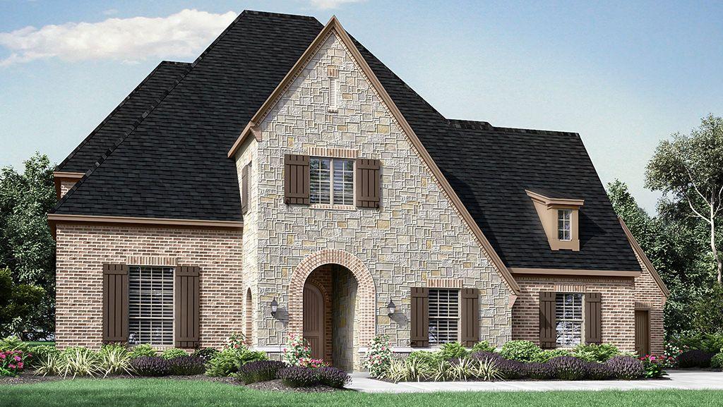 Single Family for Active at Montgomery Farm Estates 90s - 2842 Plan 808 Brett Drive Allen, Texas 75013 United States