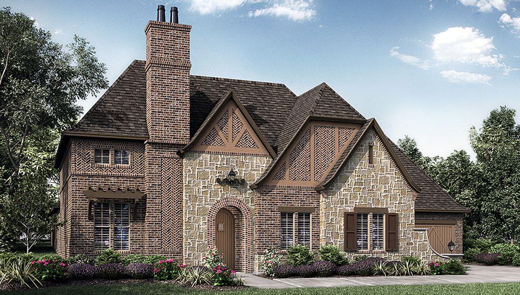 Single Family for Active at Montgomery Farm Estates 90s - 7620 Plan 808 Brett Drive Allen, Texas 75013 United States
