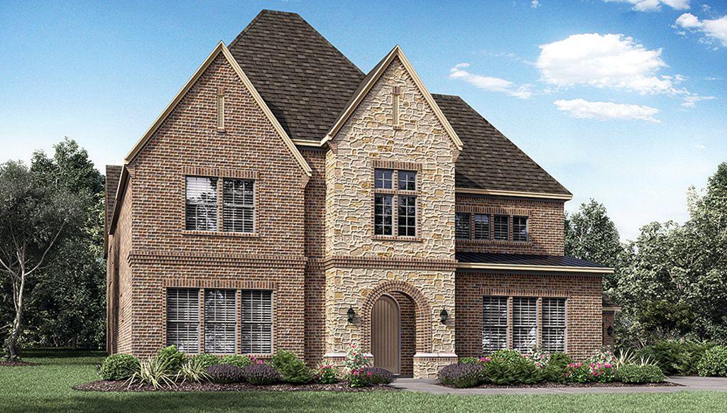 Single Family for Active at Montgomery Farm Estates 90s - 8088 Plan 808 Brett Drive Allen, Texas 75013 United States