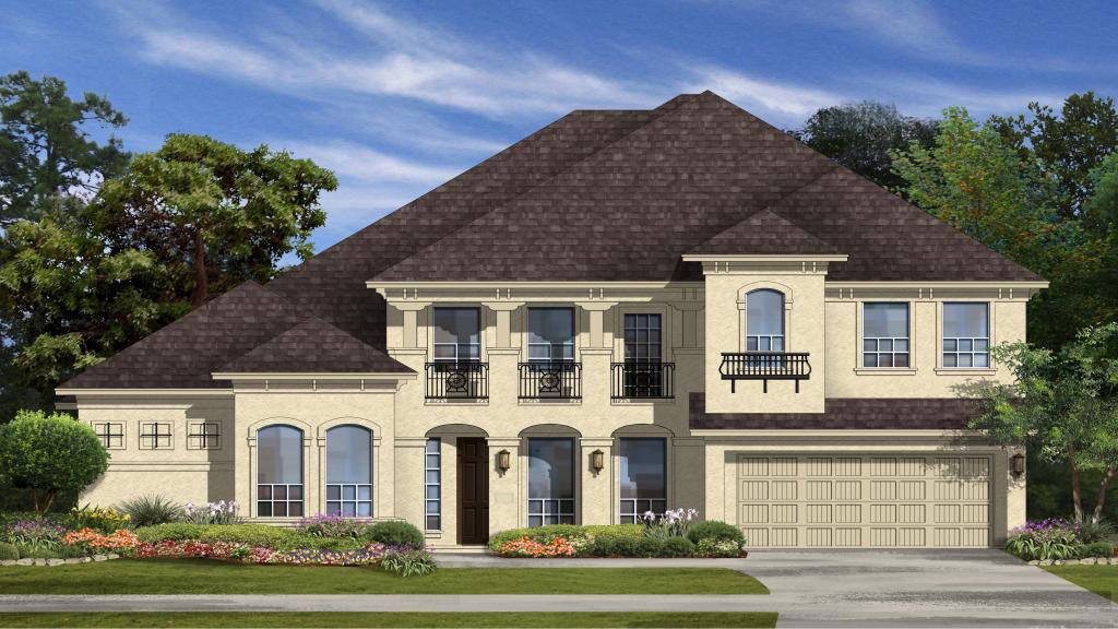 Single Family for Active at Marseilles 16726 Cedar Yard Lane Cypress, Texas 77433 United States