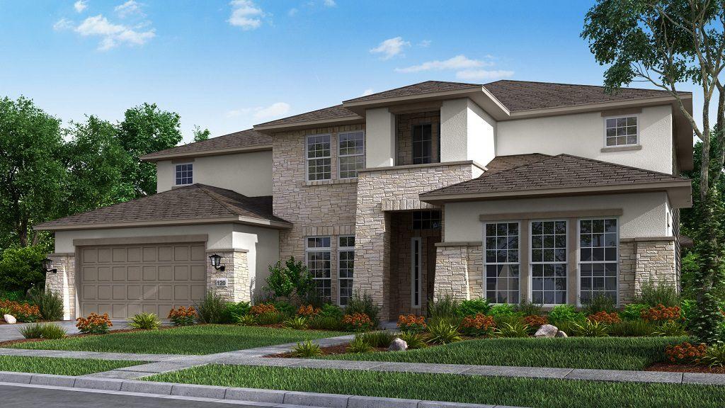 Single Family for Active at Calypso 5530 Priamus Drive Missouri City, Texas 77459 United States