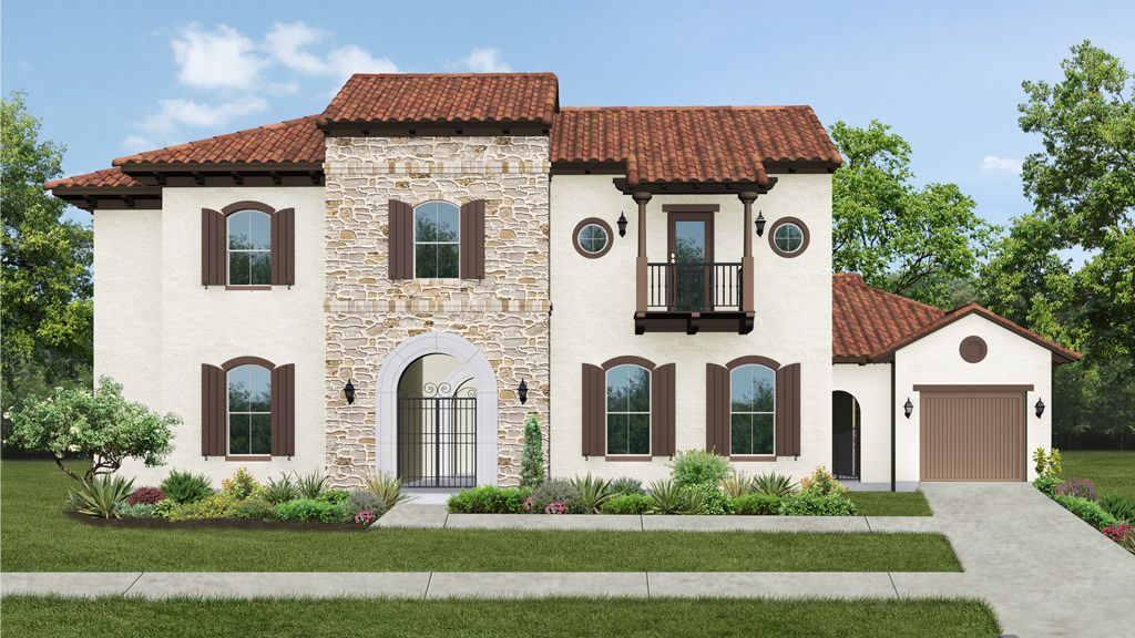 Single Family for Active at Avalon At Riverstone 80s - 8010 6107 Imlay Cove Court Sugar Land, Texas 77479 United States