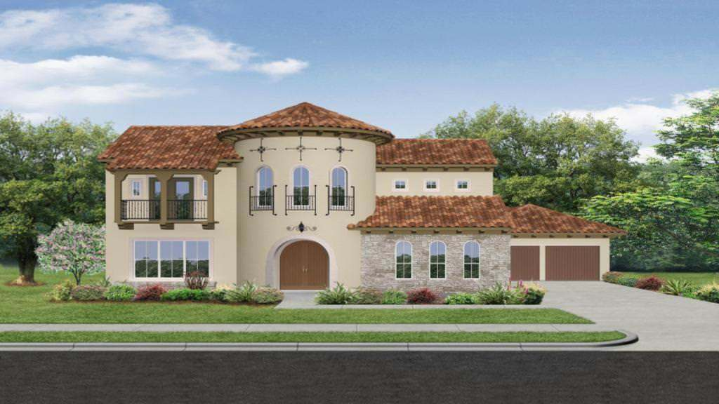 Single Family for Active at The Woodlands, Waterbridge 80s - 8088 4 Waterbridge Drive The Woodlands, Texas 77375 United States