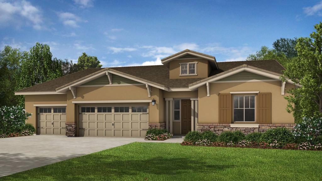单亲家庭 为 销售 在 Madeira East - Viana Iii - Sullivan Plan 9969 Lousada Drive Elk Grove, California 95757 United States