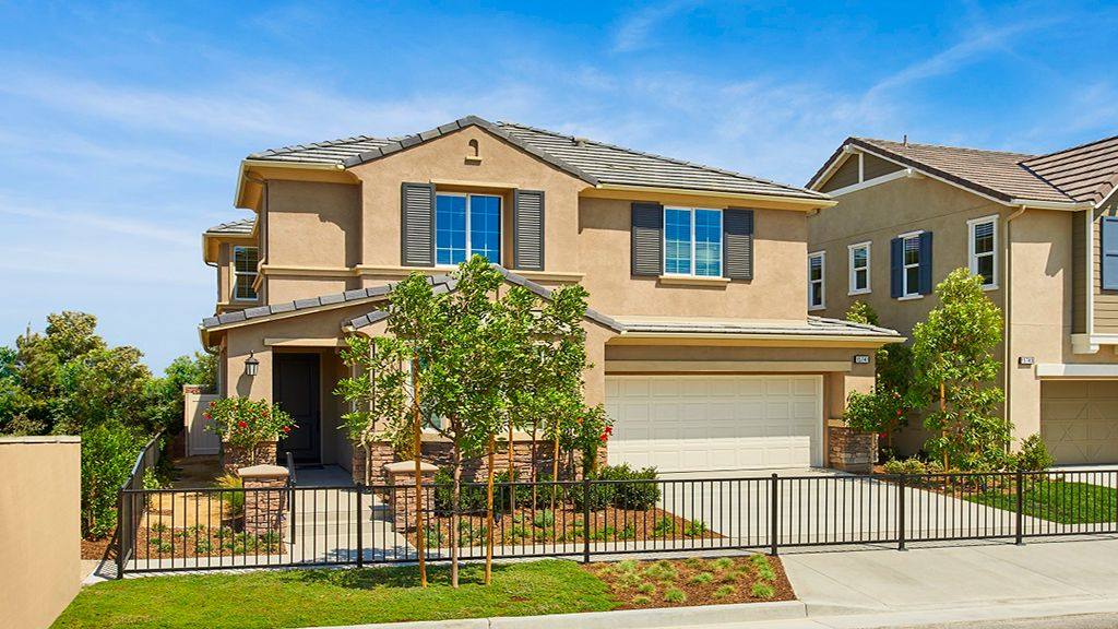 Multi Family for Active at Laurel Lane At The Preserve At Chino - Residence 2 Wlh 15755 Myrtlewood Avenue Chino, California 91708 United States