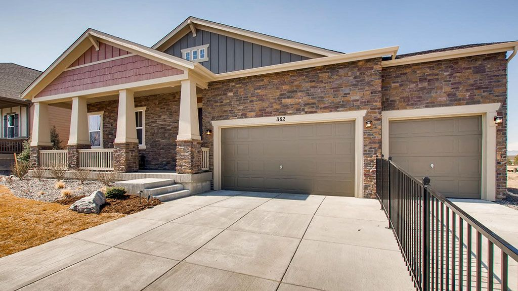 Single Family for Active at 50b2 Wlh 1560 Blackwood Court Erie, Colorado 80516 United States