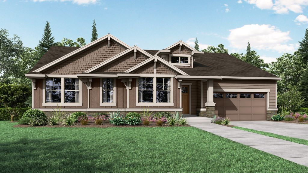 Single Family for Active at Eastridge - Legacy Series - The Umpqua Wlh 16870 Sw Rockhampton Ln Tigard, Oregon 97224 United States