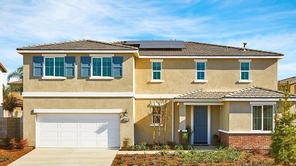 Multi Family for Active at The Cameos At Turnleaf - Residence 3 Wlh 4999 Crocus Court Jurupa, California 91752 United States