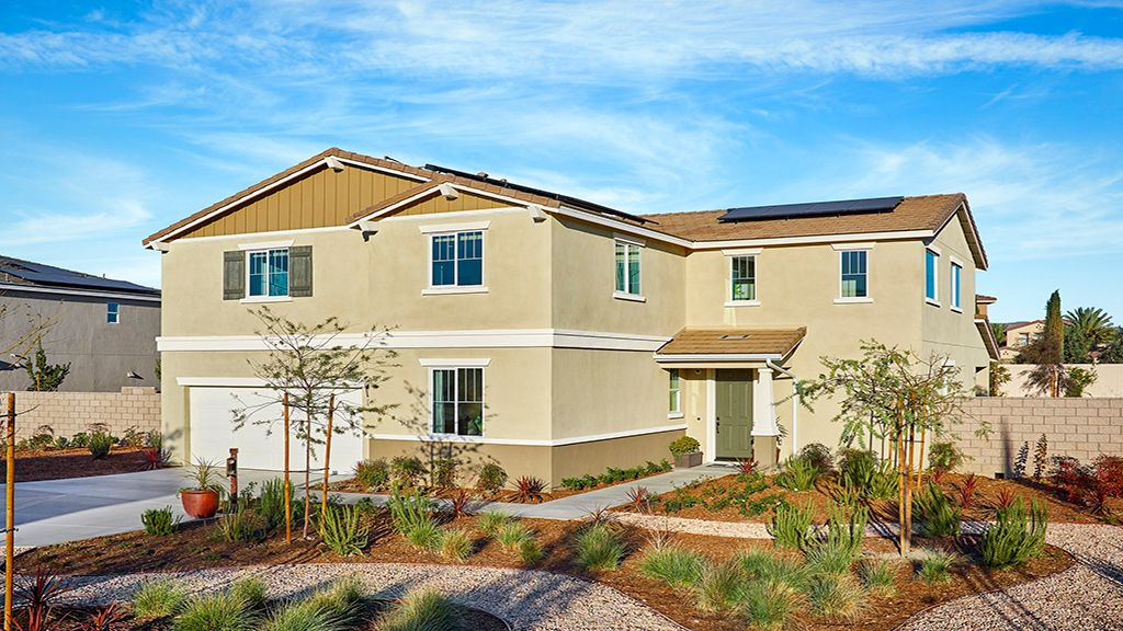 Multi Family for Active at The Cameos At Turnleaf - Residence 4 Wlh 4999 Crocus Court Jurupa, California 91752 United States
