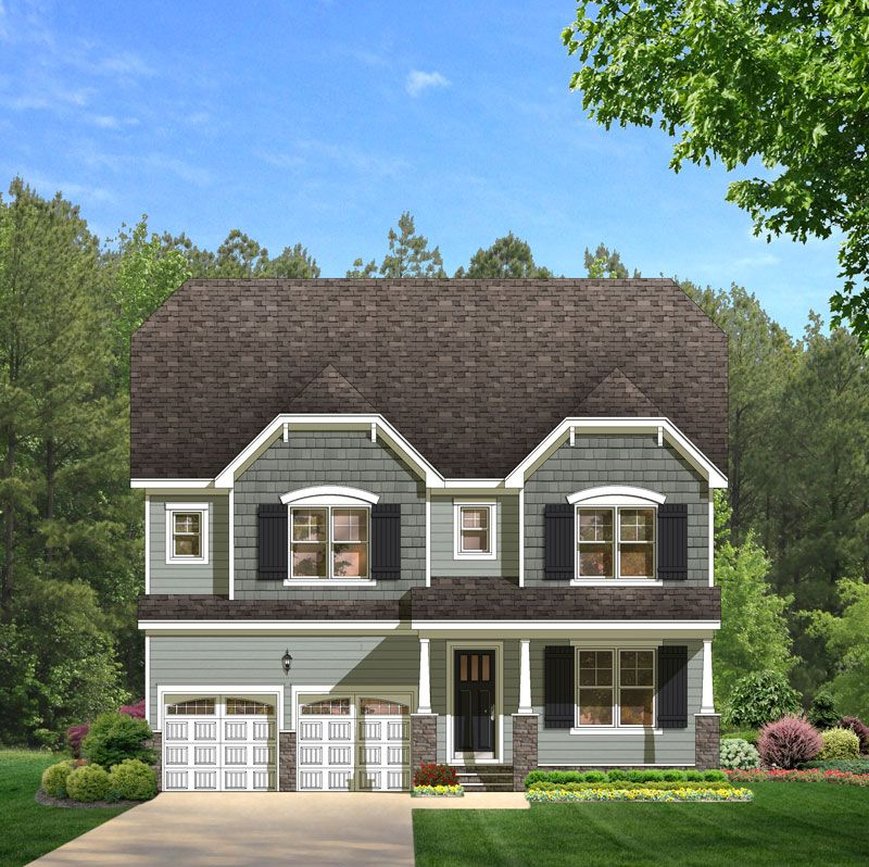 Terramor Homes Richmond Park At Grandale Bella 1304612 Raleigh Nc New Home For Sale Homegain