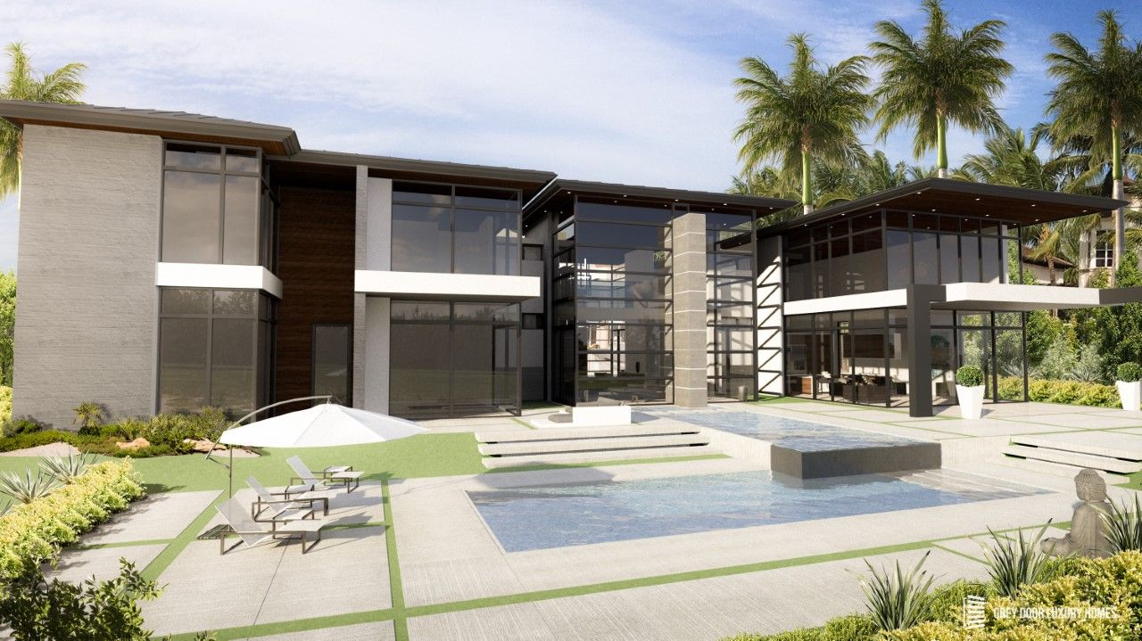 Additional photo for property listing at Custom Plan 1 3836 Country Club Ln Fort Lauderdale, Florida 33308 United States