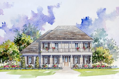 Single Family for Active at The Georgia Club - The Exmoor - Bent Pine 1050 Chancellors Drive Statham, Georgia 30666 United States