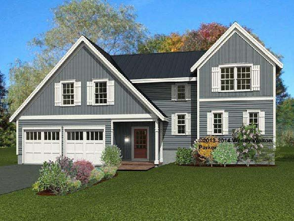 Single Family for Sale at Sewall Meadow - Parker 400 Breakfast Hill Road Greenland, New Hampshire 03840 United States