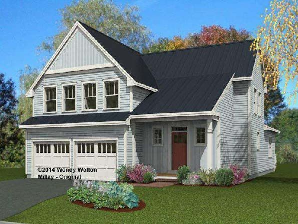 Unifamiliar por un Venta en Sewall Meadow - Millay 400 Breakfast Hill Road Greenland, New Hampshire 03840 United States