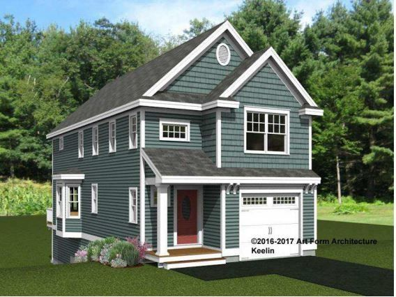 Single Family for Sale at Rockingham Green - Keelin 200 Exeter Rd. Newmarket, New Hampshire 03857 United States