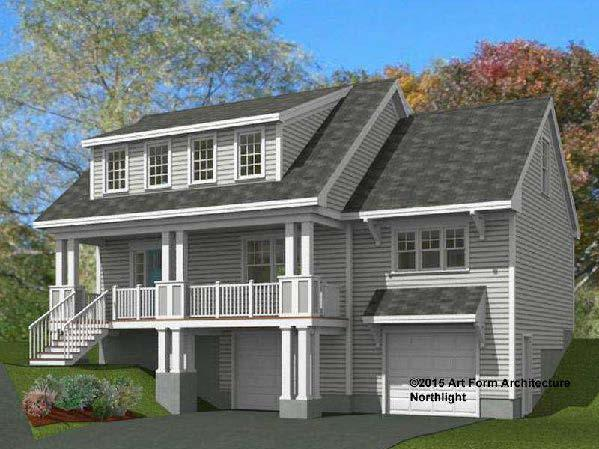 Single Family for Sale at Rockingham Green - Northlight Expanded 200 Exeter Rd. Newmarket, New Hampshire 03857 United States