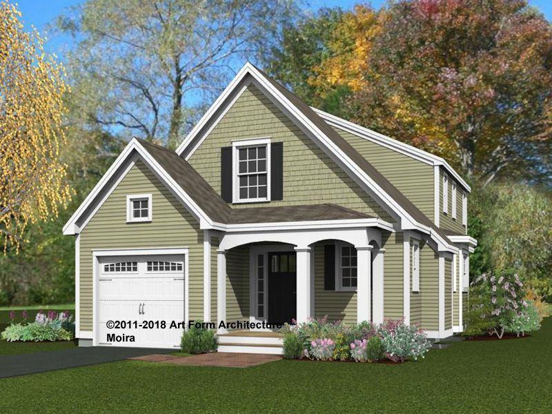 Single Family for Sale at Rockingham Green - Moira 200 Exeter Rd. Newmarket, New Hampshire 03857 United States