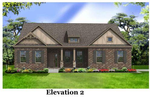 单亲家庭 为 销售 在 Falls Grove - Dover Ii 6704 Falls Ridge Lane College Grove, Tennessee 37046 United States