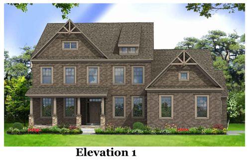 单亲家庭 为 销售 在 Brooksbank Estates - Carlisle 110 Brooksbank Drive Nolensville, Tennessee 37135 United States