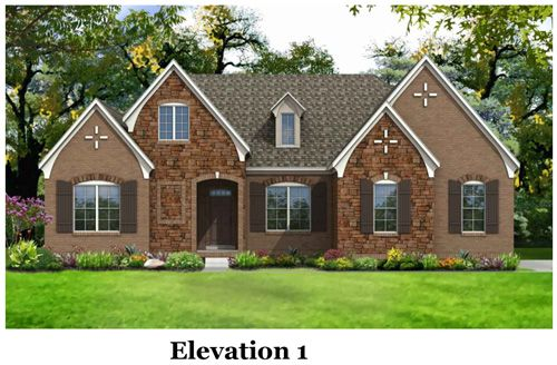 Single Family for Active at Falls Grove - Dresden 6704 Falls Ridge Lane College Grove, Tennessee 37046 United States