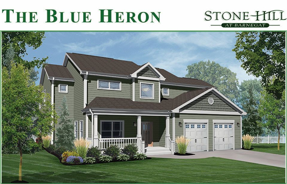 Stone Hill at Barnegat new homes in