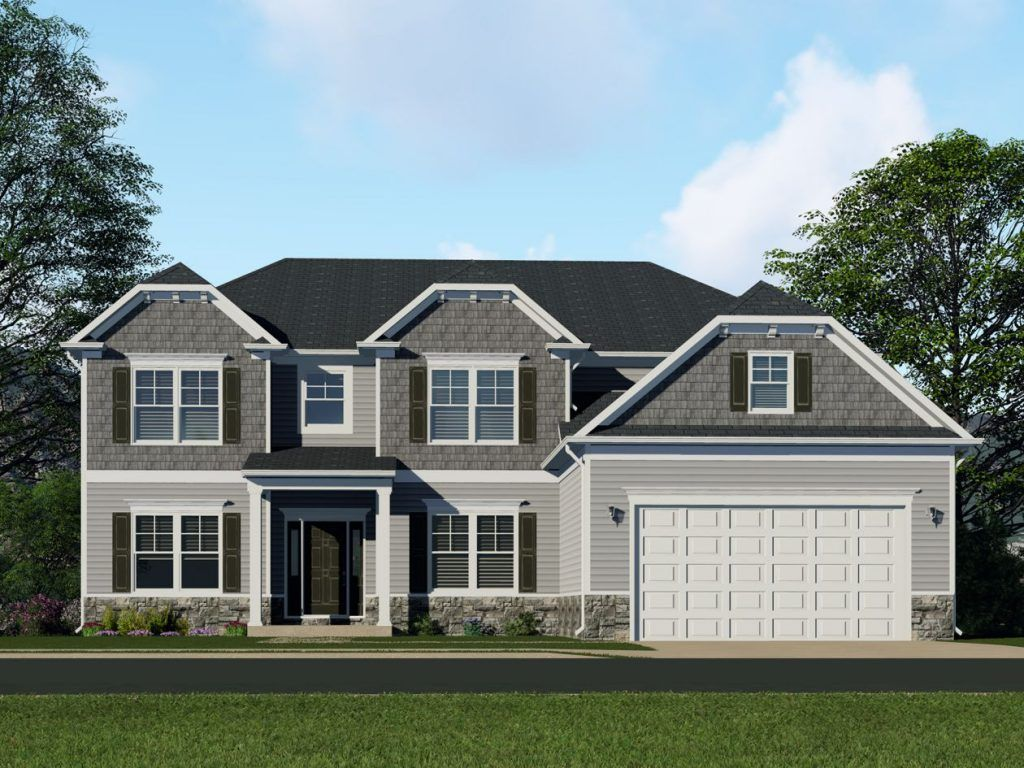 Single Family for Sale at The Meadows At Lambs Gap - The Parliament 5935 Heatherwood Drive Enola, Pennsylvania 17025 United States