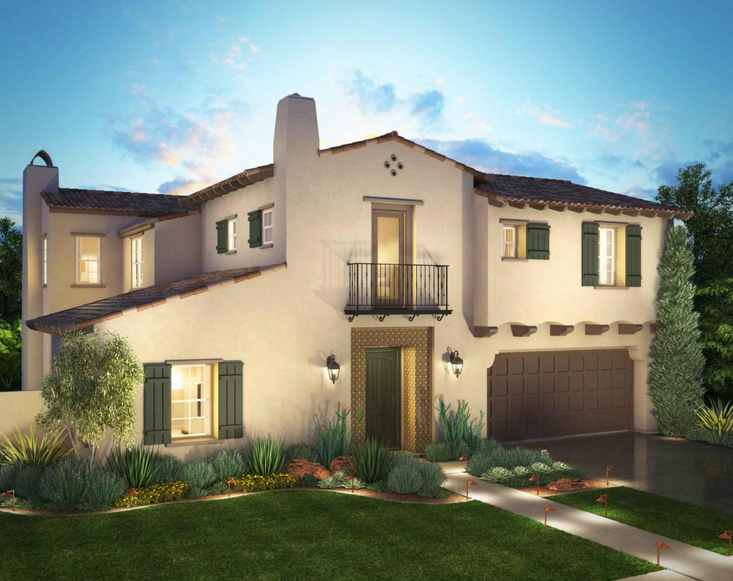 The new home company twenty oaks plan 2 1185099 for Thousand oaks homes for sale