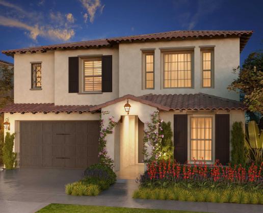 Single Family for Sale at Cressa - Plan 3 126 Briar Rose Irvine, California 92618 United States