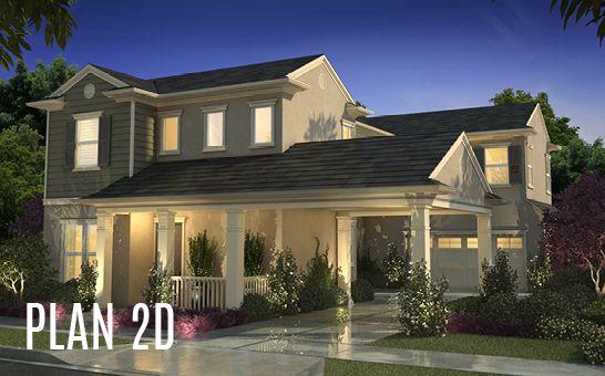 Single Family for Sale at Mckinley Village - Cottonwood-Plan 2 3340 Mckinley Village Way Sacramento, California 95816 United States